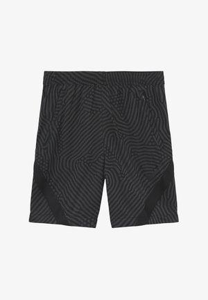 DRY STRIKE - Sports shorts - black/anthracite