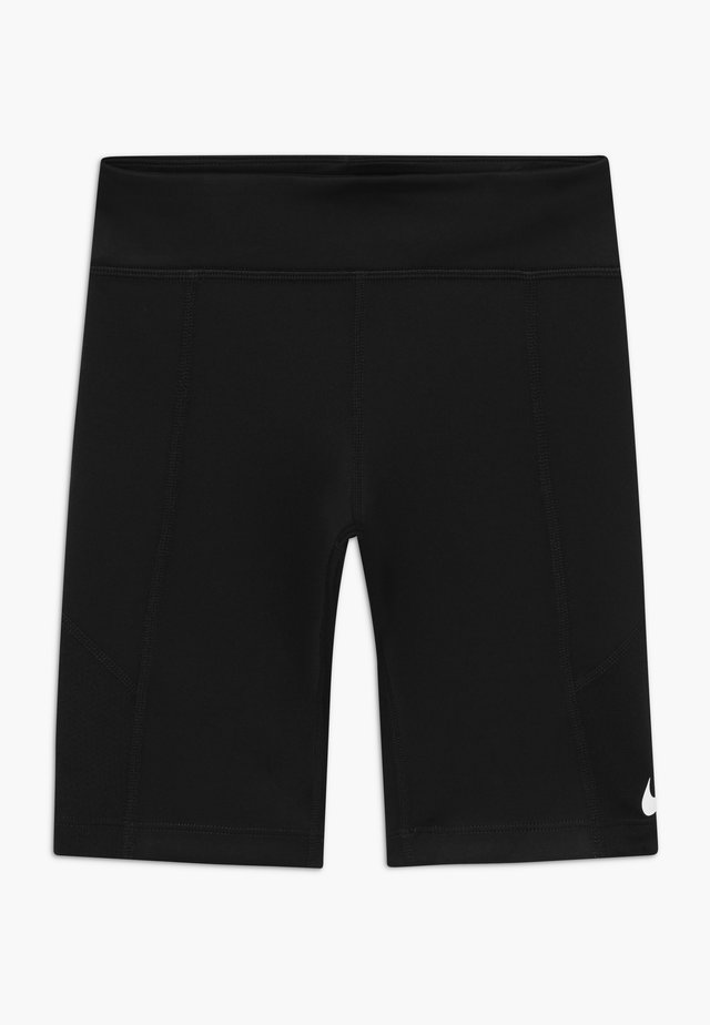 TROPHY BIKE SHORT - Trikoot - black/white