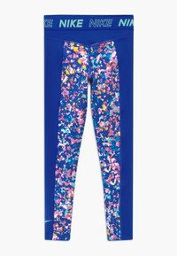 Nike Performance - ONE - Legging - hyper blue/emerald rise - 1