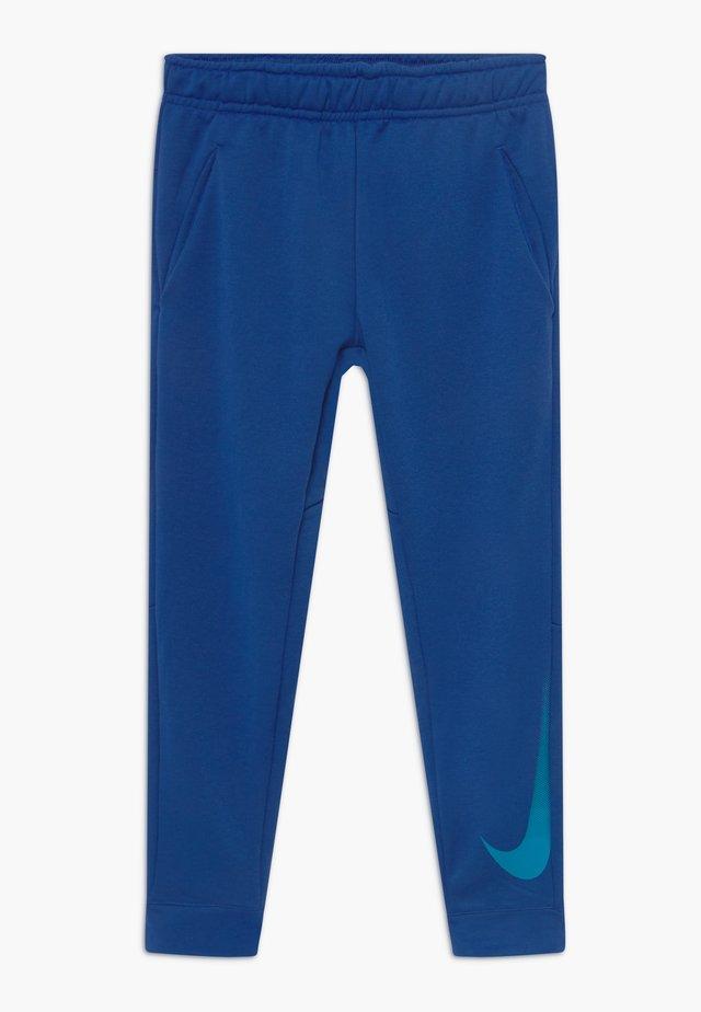 DRY - Teplákové kalhoty - game royal/laser blue