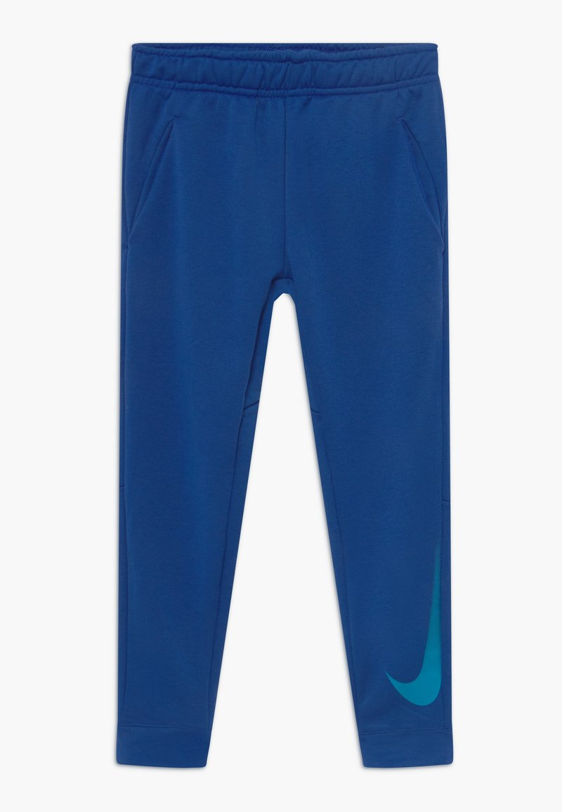 Nike Performance - DRY - Tracksuit bottoms - game royal/laser blue