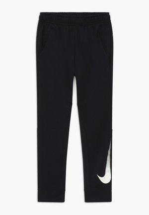 DRY - Teplákové kalhoty - black/white