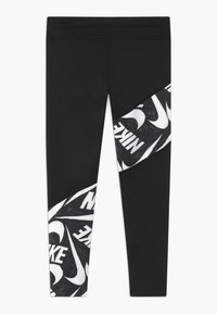 Nike Performance - TROPHY - Leggings - black/white - 1