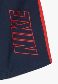 Nike Performance - DRY ACADEMY SHORT - Pantaloncini sportivi - obsidian/university red - 2
