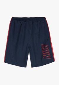 Nike Performance - DRY ACADEMY SHORT - Pantaloncini sportivi - obsidian/university red - 0