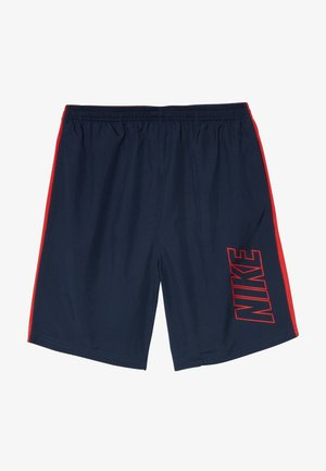 DRY ACADEMY SHORT - Sports shorts - obsidian/university red