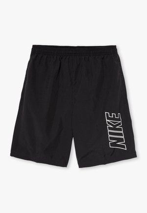 DRY ACADEMY - Sports shorts - black