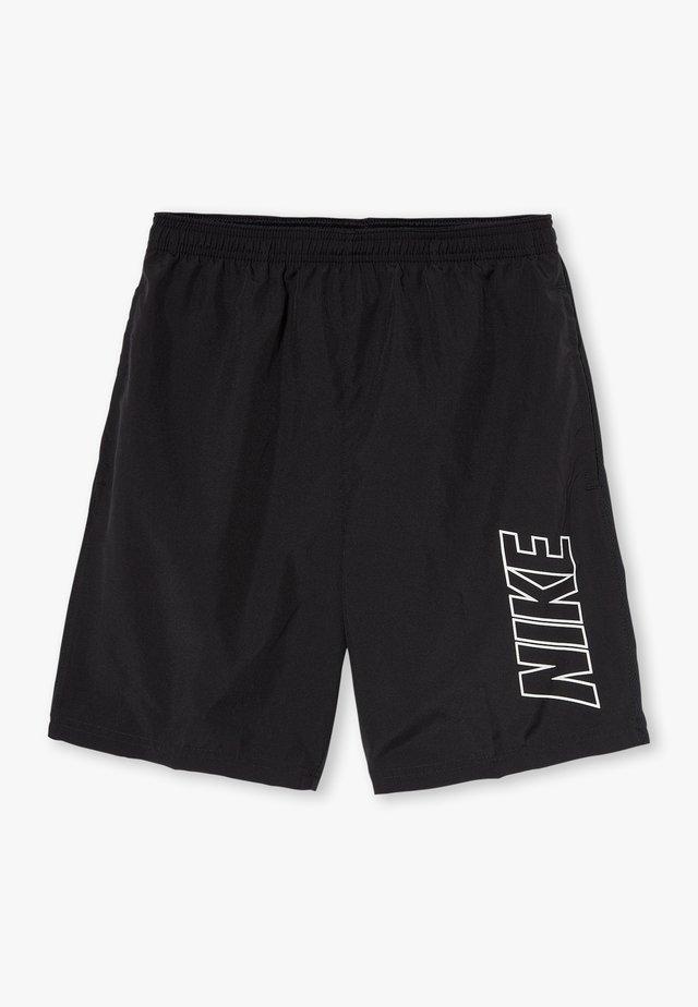 DRY ACADEMY SHORT - Pantalón corto de deporte - black
