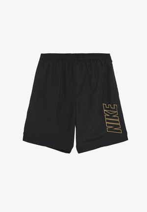 DRY ACADEMY SHORT - Sports shorts - black/jersey gold