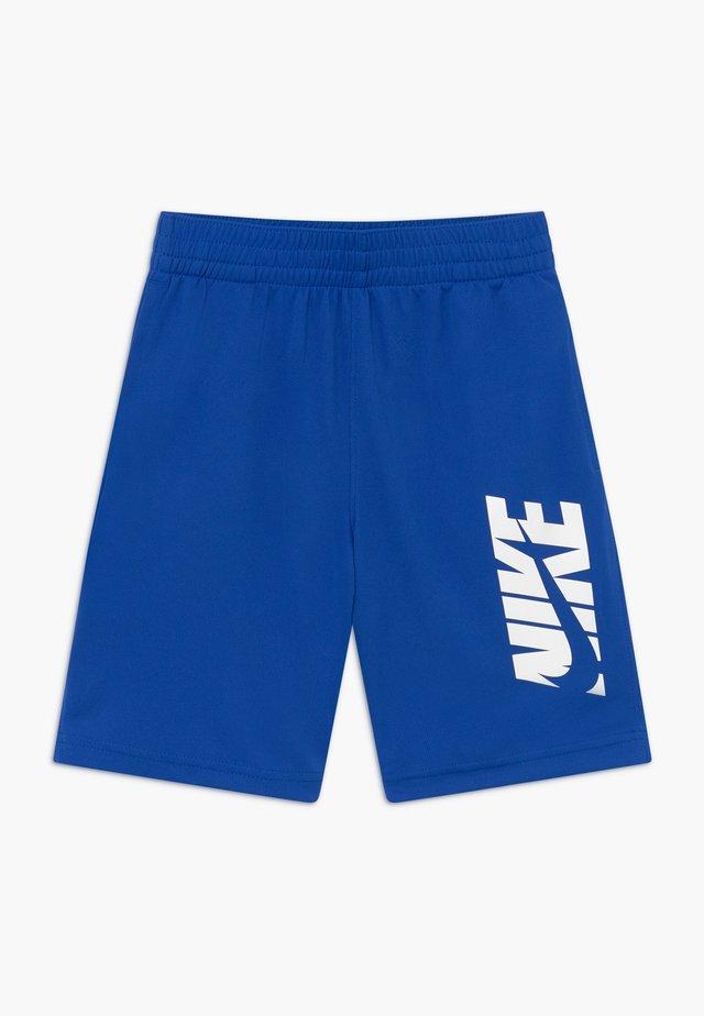 Pantalón corto de deporte - game royal/white