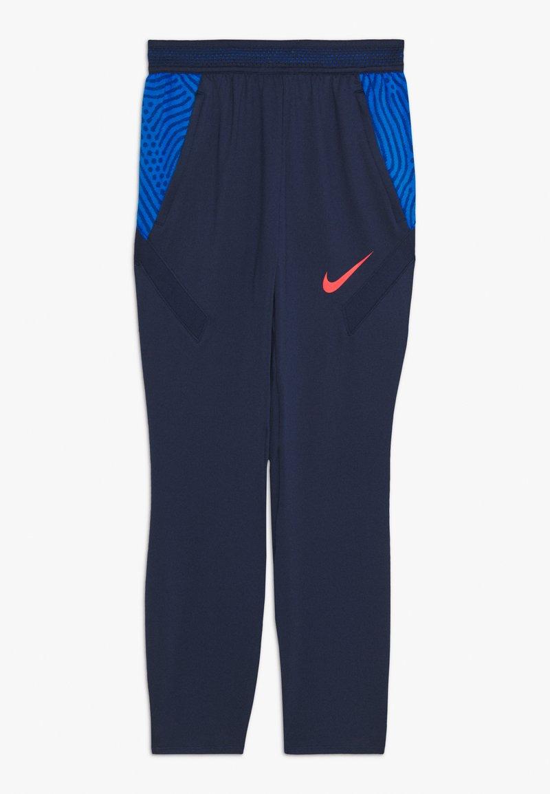 Nike Performance - DRY STRIKE PANT - Teplákové kalhoty - midnight navy/soar/laser crimson