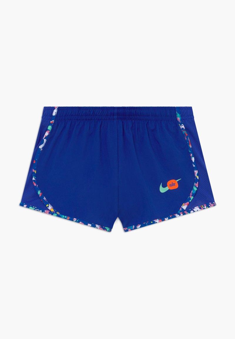 Nike Performance - DRY TEMPO - Sports shorts - hyper blue/emerald rise