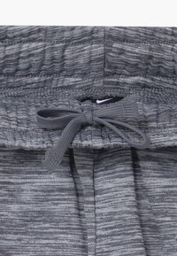 Nike Performance - THERMA - Träningsbyxor - smoke grey/black/lemon - 3