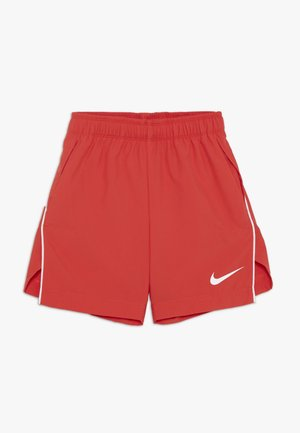 SHORT - Korte broeken - track red/white