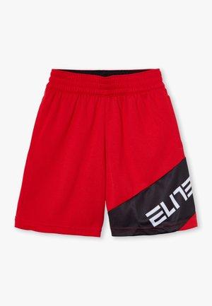 ELITE  - Sportovní kraťasy - university red/black/white