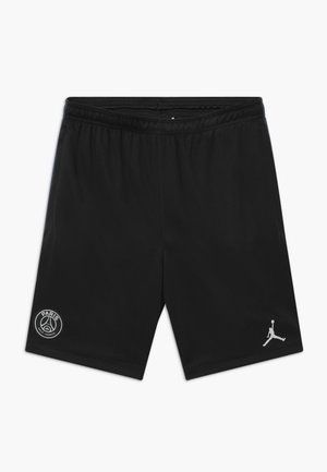 PARIS ST GERMAIN DRY SHORT - Sports shorts - black/hyper cobalt/white