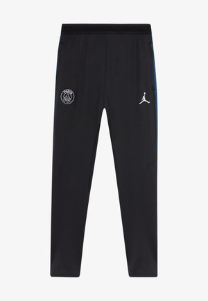 PARIS ST GERMAIN DRY  - Pantalon de survêtement - black/hyper cobalt/white