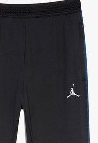 Nike Performance - PARIS ST GERMAIN DRY  - Tracksuit bottoms - black/hyper cobalt/white - 3