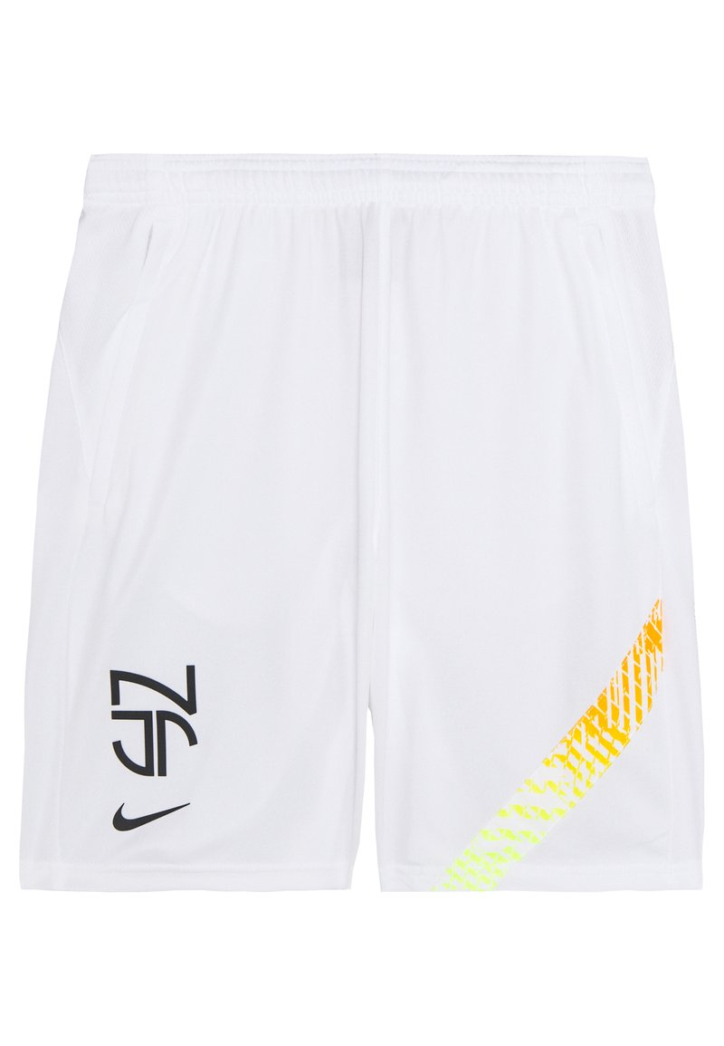 Nike Performance - NEYMAR DRY SHORT - Sportovní kraťasy - white/black