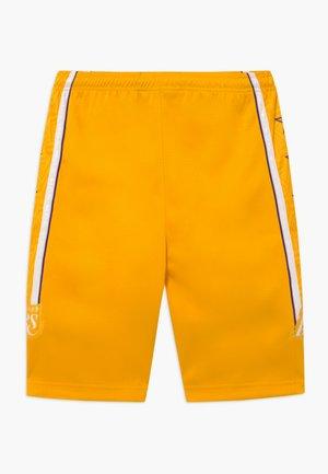 NBA LOS ANGELES LAKERS BOYS CITY EDITION SWINGMAN SHORT - Krótkie spodenki sportowe - amarillo