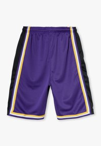 Nike Performance - NBA LOS ANGELES LAKERS STATEMENT SWINGMAN  - Pantalón corto de deporte - court purple - 1