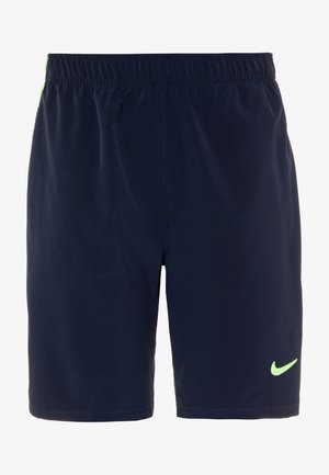 VICTORY ACE - Sports shorts - obsidian/ghost green