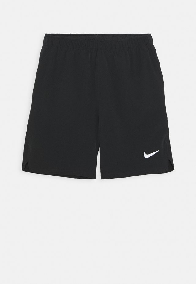 VICTORY ACE SHORT - Sports shorts - black/white