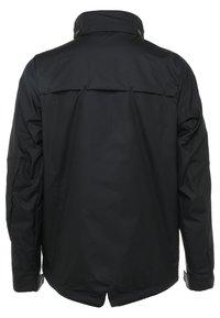 Nike Performance - Hardshell-jakke - black/black/white - 2