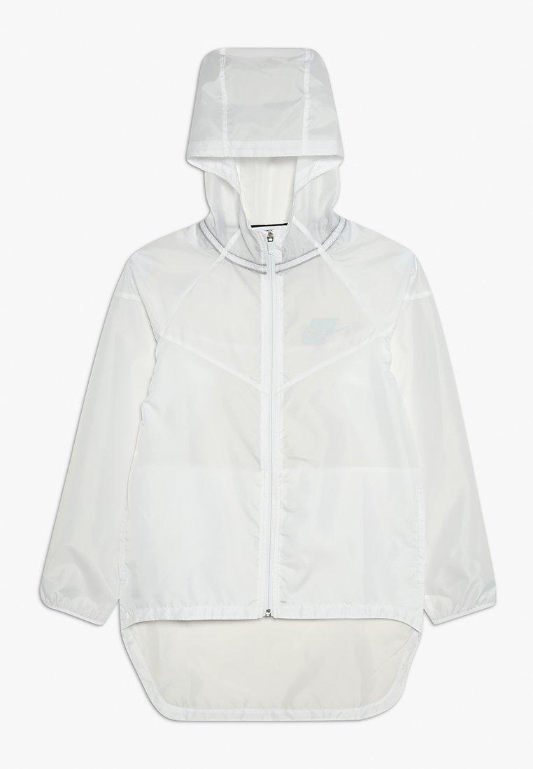 Nike Performance - TRANSPARENT  - Træningsjakker - white/pure platinum