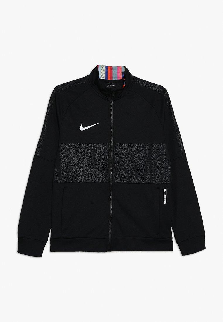 Nike Performance - DRY - Sportovní bunda - black/white