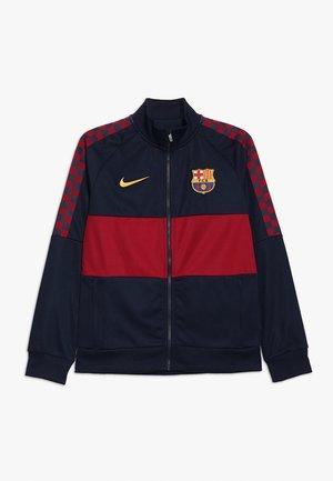 FC BARCELONA  - Voetbalshirt - Land - obsidian/noble red/university gold