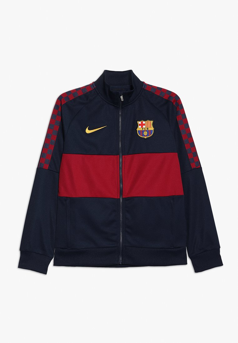 Nike Performance - FC BARCELONA Y  - Trainingsvest - obsidian/noble red/university gold