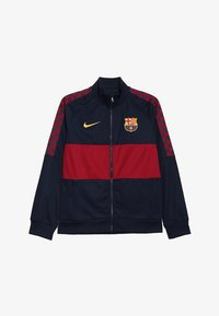 Nike Performance - FC BARCELONA Y  - Trainingsvest - obsidian/noble red/university gold - 3