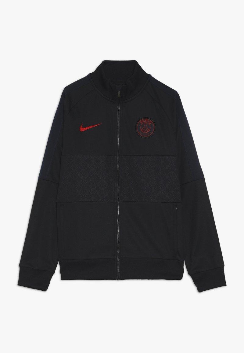 Nike Performance - PARIS ST GERMAIN - Trainingsjacke - oil grey/obsidian/university red