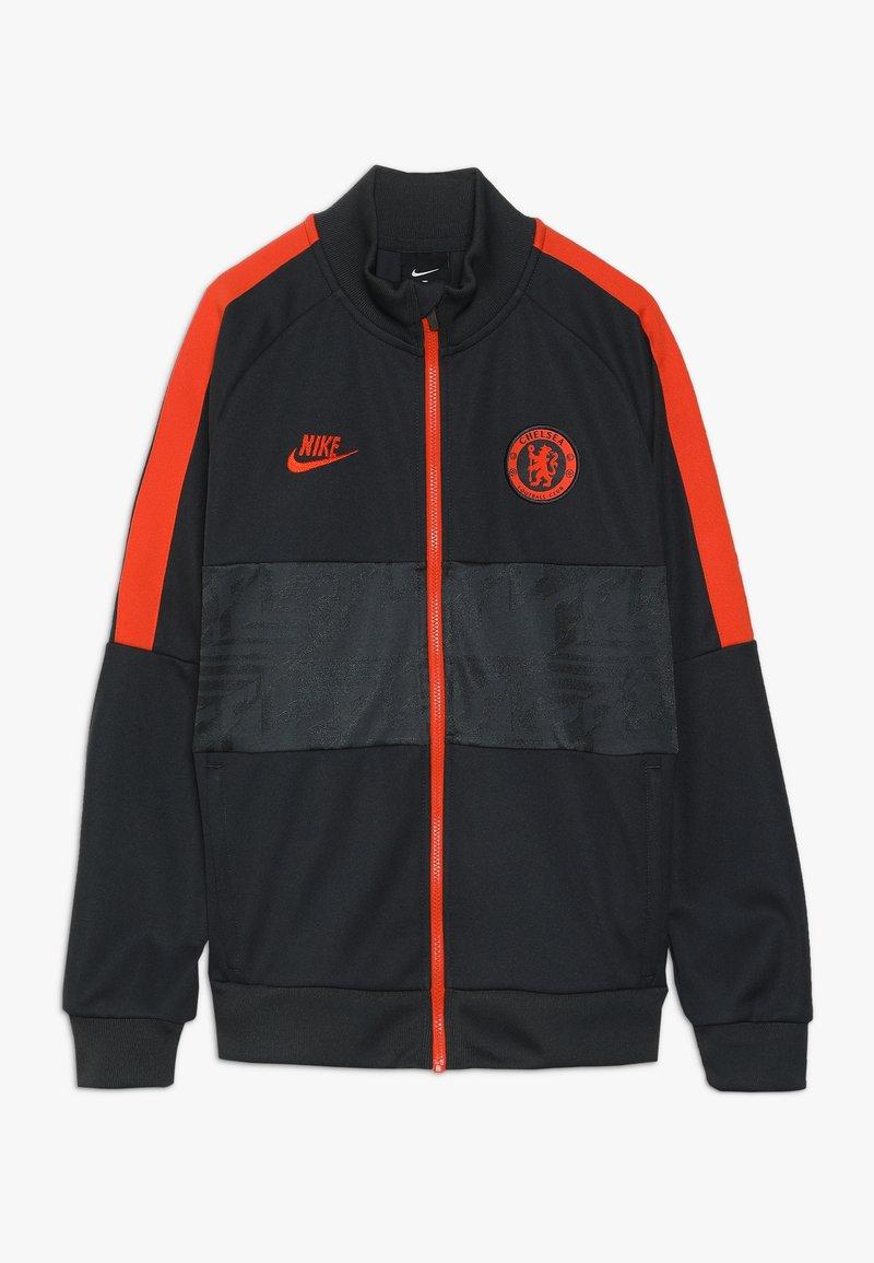 Nike Performance - CHELSEA FC  - Klubtrøjer - anthracite/rush orange