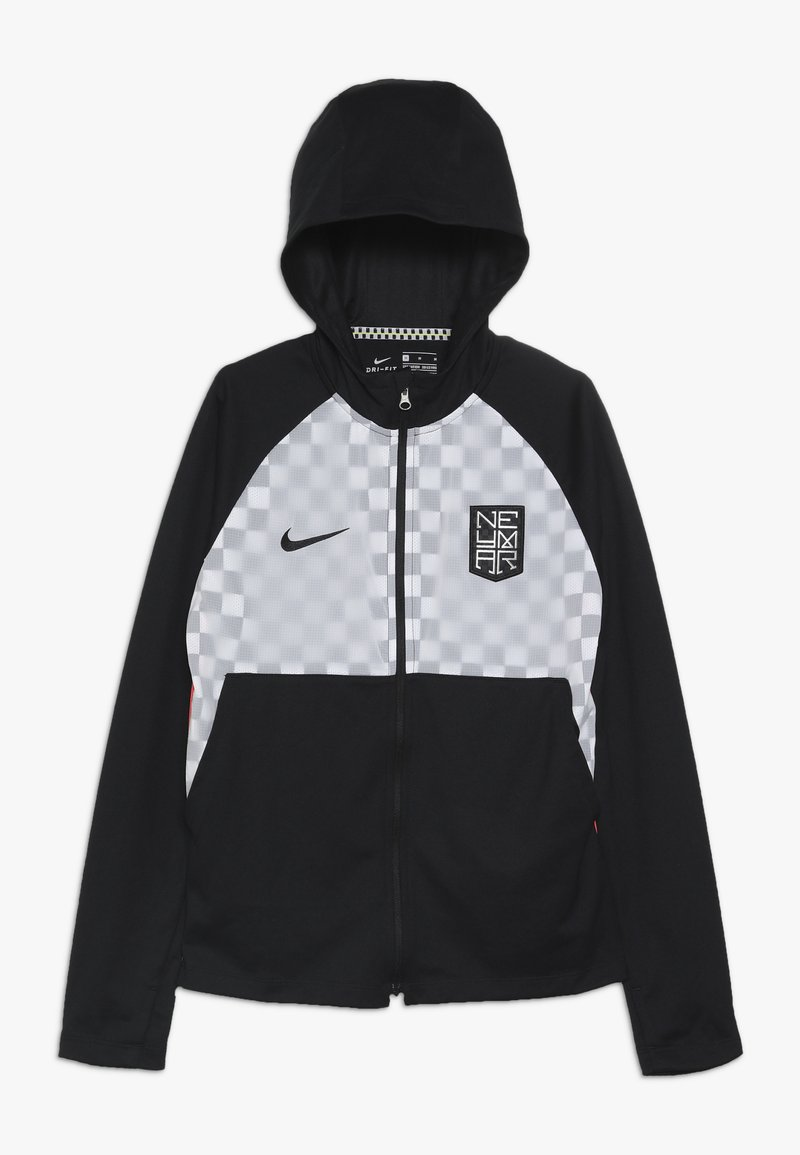Nike Performance - NEYMAR DRY - Training jacket - black/white