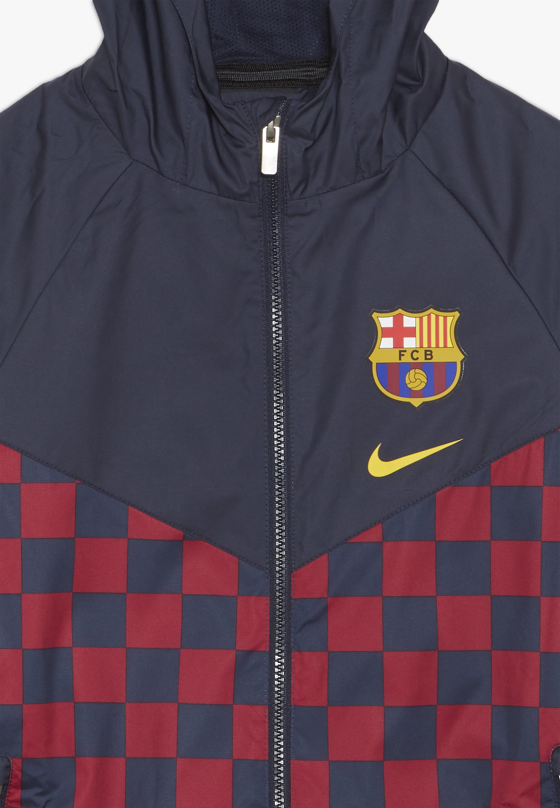 Barcelona Jakke Core Down Navy | unisportstore.no
