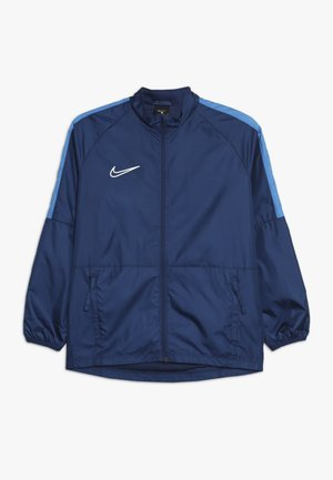 Training jacket - coastal blue/light photo blue/silver