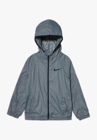 Nike Performance - SPORT WOVEN - Veste coupe-vent - smoke grey/black - 0