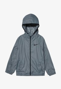Nike Performance - SPORT WOVEN - Veste coupe-vent - smoke grey/black - 3