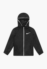 Nike Performance - SPORT JACKET - Cortaviento - black/white - 0