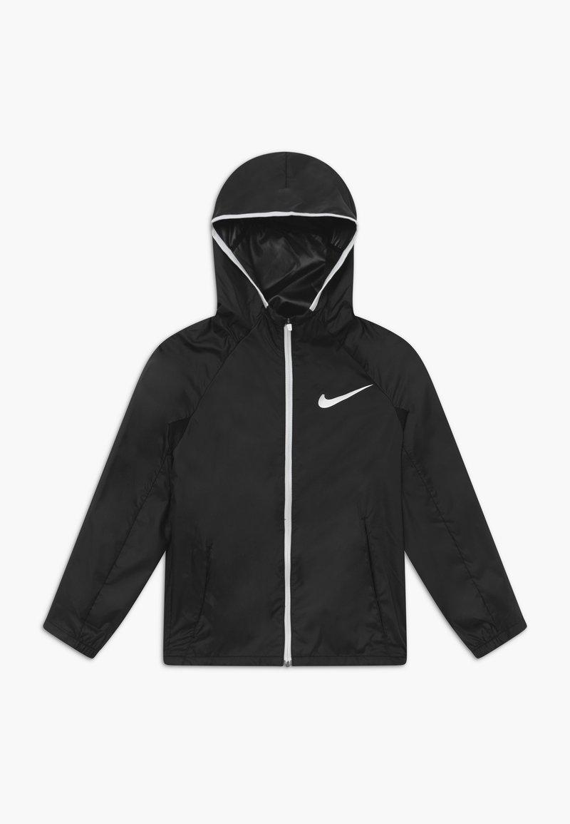 Nike Performance - SPORT JACKET - Cortaviento - black/white