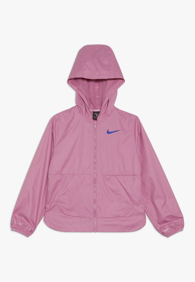 G NK LT JACKET - Sportovní bunda - magic flamingo/hyper blue