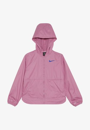 G NK LT JACKET - Verryttelytakki - magic flamingo/hyper blue