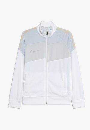 DRY - Trainingsvest - white/pure platinum/silver