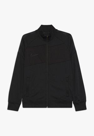 DRY - Sportovní bunda - black/anthracite
