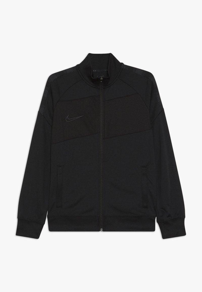Nike Performance - DRY - Training jacket - black/anthracite