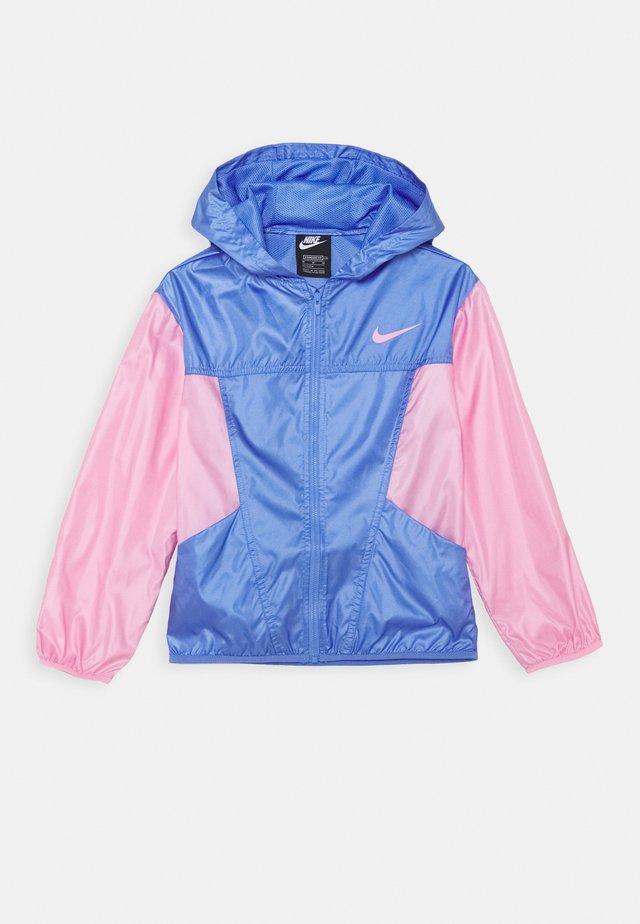 ESSENTIAL - Training jacket - royal pulse/pink