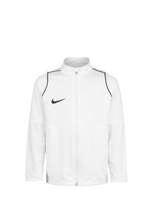 PARK 20 DRY TRAININGSJACKE HERREN - Training jacket - white / black