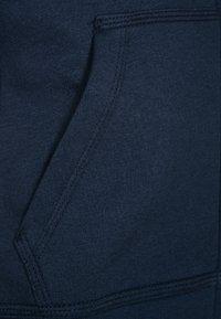 Nike Performance - FULL ZIP - Zip-up hoodie - obsidian/white - 4